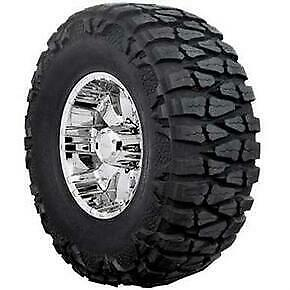 Nitto Mud Grappler 33x12 50r17 E 10pr Bsw 4 Tires