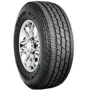 Toyo Open Country H T Ii 265 70r17 115t Owl 4 Tires