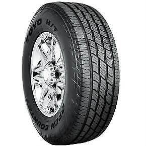 Toyo Open Country H T Ii 265 70r17 115t Bsw 4 Tires