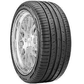 Toyo Proxes Sport 215 40r18xl 89y Bsw 1 Tires