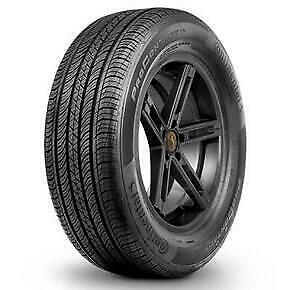 Continental Procontact Tx 245 45r20 99h Bsw 4 Tires