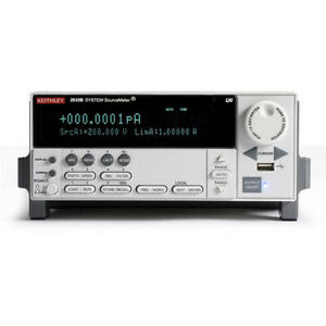 Keithley 2635b Single channel System Sourcemeter smu 1fa 10a