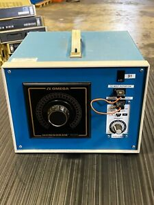 Omega Engineering Cl 300 j 1000f Thermocouple Simulator Mainframe Omega Monogram
