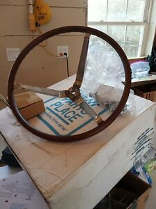 67 Pontiac Gto Firebird Repro Steering Wheel New