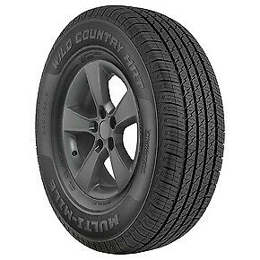 Multi Mile Wild Country Hrt 245 65r17 107t Bsw 4 Tires