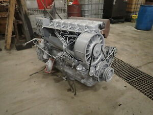 Deutz F6l912 Diesel Engine Rebuilt Reman Warranty 912 F6l 100 Hp