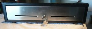 Stainless Steel Cash Drawer With 2 Keys And Till Cs 05