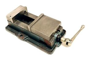 Kurt 6 Precision Vise With Handle Machining Milling