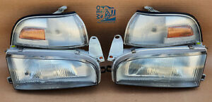Toyota Sprinter Ae100 Ae101 2nd Generation Headlight With Parkings Oem Jdm Used