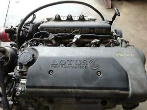 Lotus Elise 1 8 Engine Assembly With Boe Supercharger Kit 2005