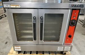 Vulcan Vc4ed Full Size Commercial Convection Electric Oven 2018 Model