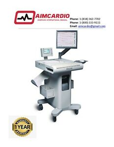 Philips Stress Vue System Console refurbished patient Ready warranty Included