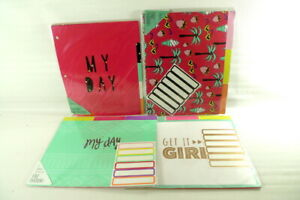 9 Colorful Manila File Folders With Labels And Dividers By Made For Retail