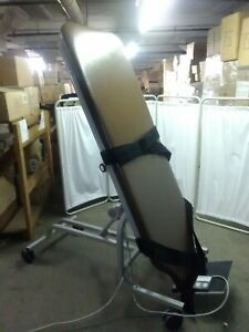 Medmart Mm4505 Power Treatment Therapy Restraining Exam Table