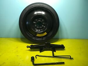 Spare Tire With Jack Kit 15 Inch Fits 2010 2011 2012 2013 Mazda 3