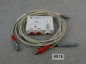 St Jude Medical Radianalyzer Wi box Cables C12783