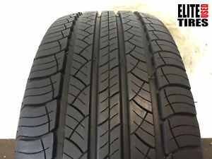 1 Michelin Latitude Tour Hp P235 55r17 235 55 17 Tire 9 5 10 0 32