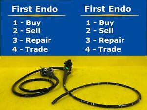 Olympus Gif h260 Gastroscope Endoscope Endoscopy 1167 s19 _