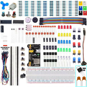 New Solderless Breadboard Protoboard 830 Tie Point Mb 102 Test Circuit Pcb Kits