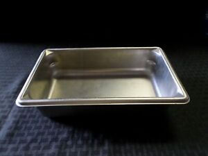 Vollrath Stainless Steel Superpan Steam Table Pan 10 25 X 6 25 X 2 5 30422