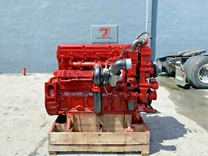 2006 Cummins Isx Diesel Engine S n 79213044 Cm870 Cpl 8520 400hp