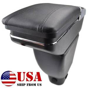 For Toyota Bb Scion Xb Central Console Armrest Storage Compartment