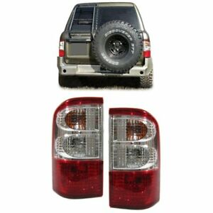 Clear Tail Lights For Nissan Patrol Gr Ii Y61 1997 2003 Model Nice Gift