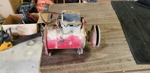 Farmall Ih M Mv Early Tractor Good Working 6v Generator W Belt Pulley