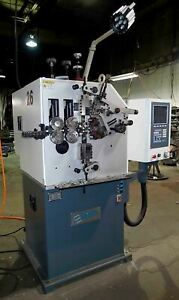 Delta D 226 Spring Coiling Machine 2018 With Tooling