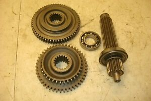 1955 Ferguson To 35 Gas Tractor Transmission Gears And Shafts