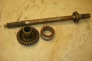 1955 Ferguson To 35 Gas Tractor Pto Shaft