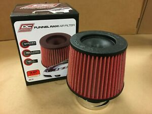 closeout Dc Sports Washable Reusable Dry Air Intake Filter 3 5 Inlet