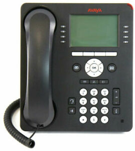 Avaya 9508 Digital Desk Phone Charcoal Grey