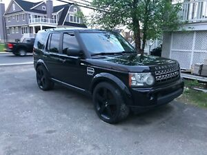 2010 2013 Land Rover Lr4 Discovery 4 22 Inch Wheels Set Of Four Black