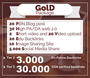 Search Engine Optimisation Seo One Month Website Gold Package Google Page 1