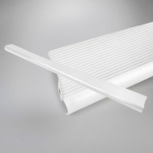 1946 1979 Vw Beetle Running Boards With Gloss White Billet Aluminum 321080