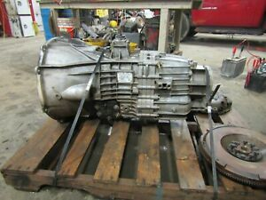 Used Zf S6 750 4x4 Manual Transmission 6 0 6 4 Ford Super Duty 6speed 03 10