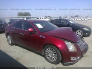 Driver Front Seat Excluding V series With Power Lumbar Fits 09 Cts 1097909
