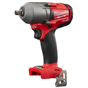 Milwaukee 2861 20 M18 Fuel 1 2 Mid Torque Impact Wrench With Friction Ring