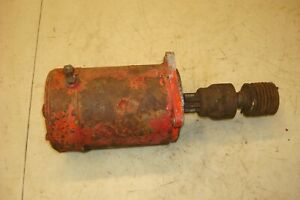 1959 Ford 641 Tractor Starter 600 800