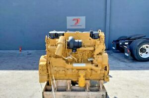 2007 Caterpillar C15 Engine Single Turbo 15 2l 580 Hp Rated Max 717 Hp