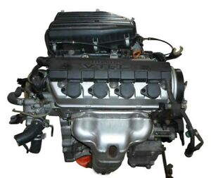 2005 Honda Civic Ex Dx Lx Jdm D17a Engine Sohc Vtec Jdm D17a1 Engine 1 7l Used