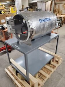 Custom Laco Stainless Vacuum Drying Oven Chamber 36 X 17 Tested W cart 133l