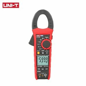 Uni t Ut219e Clamp Meter Dustproof Waterproof True Rms Digital Ammeter