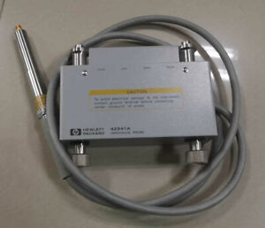 Hp 42941a Impedance Probe