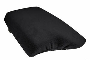 Fits 2019 2020 Ford Ranger Protector Fleece Console Lid Armrest Cover Black