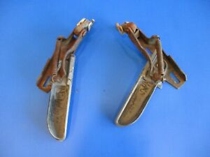 1966 70 Chevy Impala Ss Convertible Top Latch Clamps C105