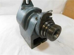 Yuasa 550 004 Horizontal vertical Collet Indexer spin Fixture index rotary