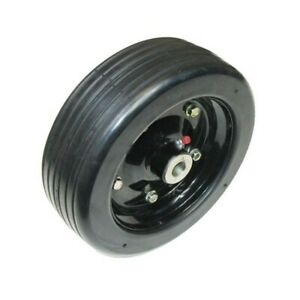 59008700 Finish Mower Wheel For Caroni And More Fits All Models