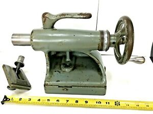 Rockwell Delta 11 Lathe Tailstock Complete